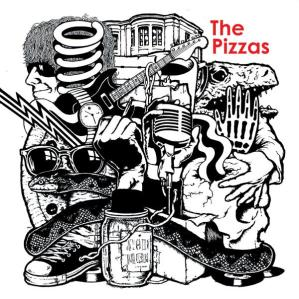 the pizzas